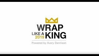 Wrap Like a King 2019 - Enter and Win