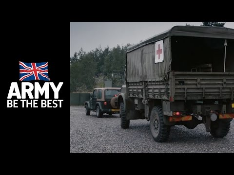 WINTER AID (Interactive Film) - Army Jobs