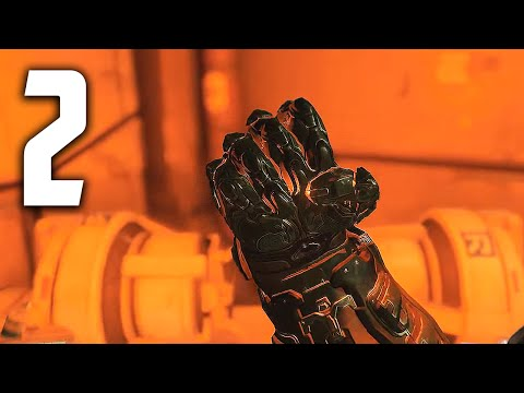 "DOOM 4 Gameplay Walkthrough - Part 2 ""STOP THE MELTDOWN"" (Let's Play, Playthrough)"