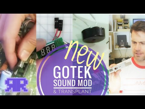 2018 Gotek Sound Mod, Case & Firmware Update - Commodore Amiga