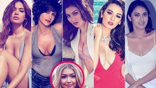 Celebrities Slam Urvashi Rautela For Copying Gigi Hadid's Message