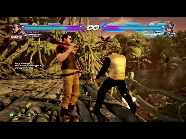 Tekken 7 Multi Character Combo Video 3