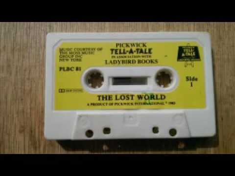 The Lost World - Audio Tape 1983