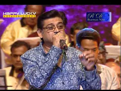 Bade Acche Lagte Hai By Amit Kumar Live HappyLucky Entertainment