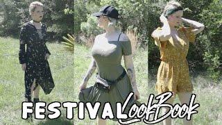 FESTIVAL OUTFIT IDEAS 2017 | Coachella