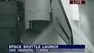 STS-51 pad abort (8-12-93)