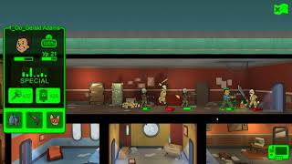 Чудо пес Fallout Shelter Выживание #15