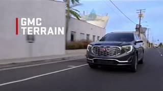 2018 Terrain: Interior Overview | GMC