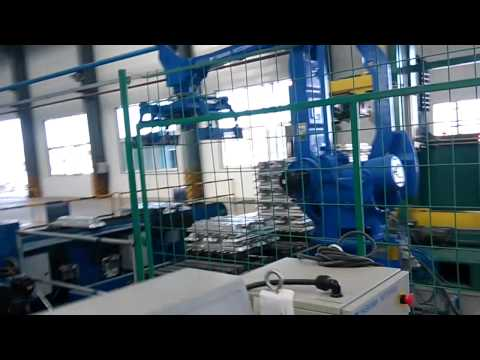 automatic metal sting machine