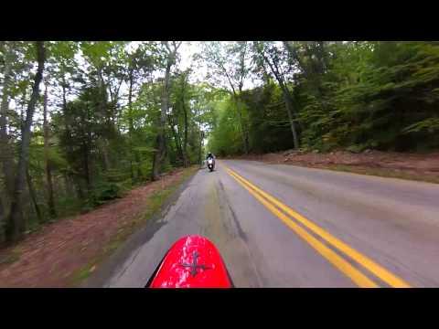 Devils Run | Devils Hopyard State Park | CBR 954 & Hayabusa
