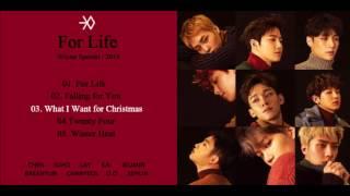 [FULL ALBUM/MP3] EXO - For Life (Korean Version)