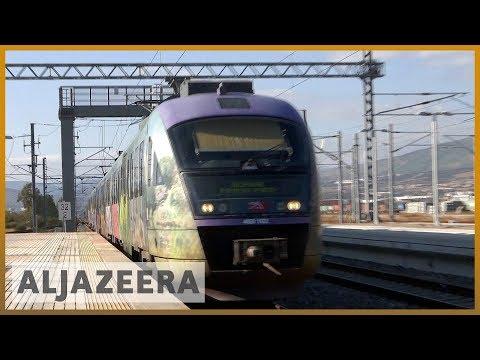 🇬🇷Greece's revamped railways expected to boost economy | Al Jazeera English