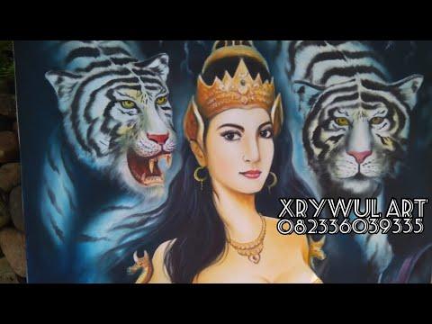 Pertemuan Mendebarkan Ratu Kidul Ratu Brangah Dewi Lanjar Gendeng Nyi Roro Kidul Eps 41 Youtube