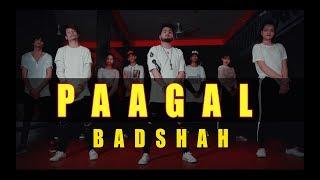 Badshah - Paagal l Dance Cover By U SQUAD DANCE STUDIO
