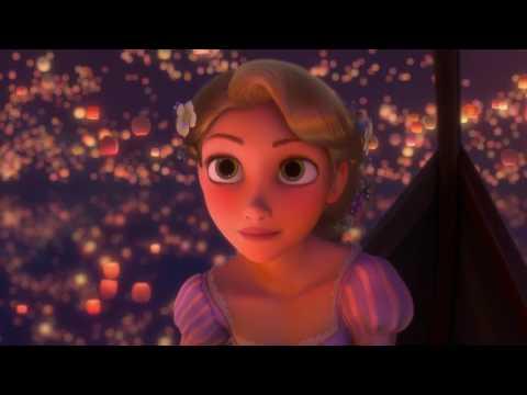 Il mio nuovo sogno - Rapunzel (Giulia e Riccardo) HD