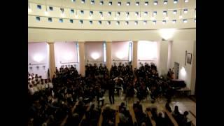 J. S. Bach: Máté passió I. rész Nr. 1 Chor (Kommt, ihr Töchter, helft mir klagen), Nr. 2 Rezitativ