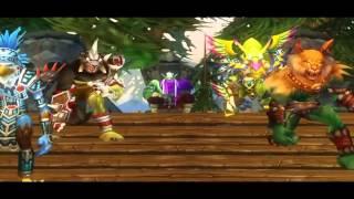 Historia de World of Warcraft a través de sus videos