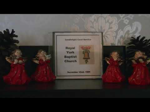 The Jesus Gift & Christmas Song of the 14th Century - RYBC Choir - 1985-12-22