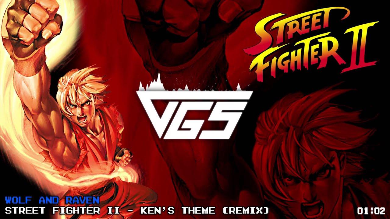 Street Fighter II - Ken's Theme (Remix) [VGS Release]