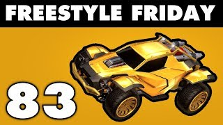 TWINZER - Freestyle Friday 83 (Rocket League) - JHZER