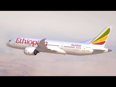 Fly Ethiopian Airlines Boeing 787 Magic In The Sky