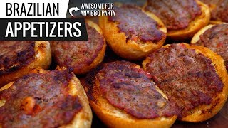 Amazing Brazilian Appetizer Idea for your BBQ!