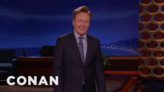 """Conan: Trump Can Take The """"Class"""" Out Of Anything  - CONAN on TBS"""