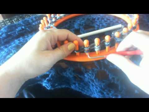 Loom Knitting Basics Youtube