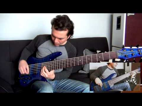 "Adam Nitti - ""Not Of This World"" - Complete recorded bass performance"