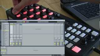 MIDI Mapping Allen & Heath Xone K2 with Ableton