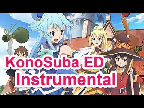 KonoSuba Ending【Instrumental】[Chiisana Boukensha]