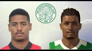 Saidy Janko - Celtic FC - PES 2015
