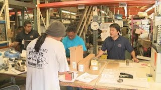 In the Biz:  Pacific Jobbers Warehouse