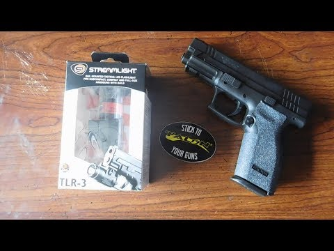 Springfield XD-40 Update And Products
