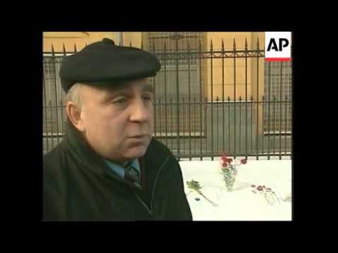 WRAP Ivanov visits US embassy, space agency presser, tributes