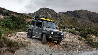 Jimny Cape Trip Wrap Up (2019)