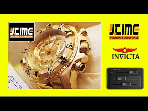 Invicta Excursion 14473 Review e Dicas sobre Réplicas – Jtime Relógios