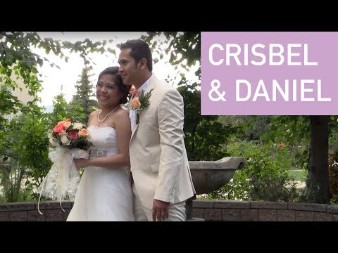 Crisbel & Daniel | Visual Elegance Media Services | Edmonton
