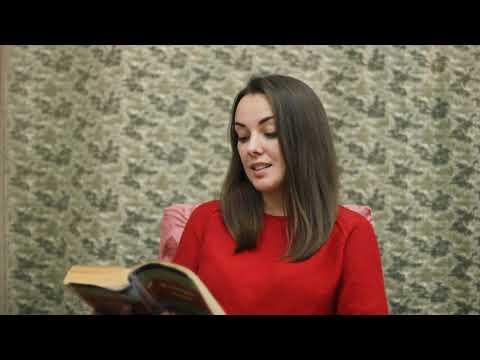 Изображение предпросмотра прочтения – ТатьянаМахмутова читает отрывок изпроизведения «Обломов» И.А.Гончарова