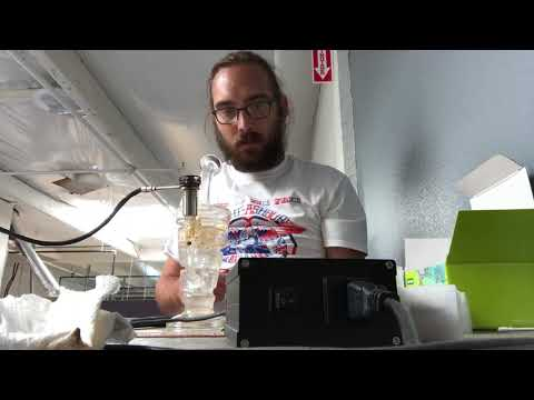 Taking a fat SHERBINSKIS dab at MYCHRON labs!!!