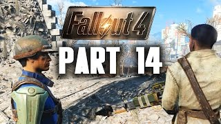 Fallout 4 Walkthrough Part 14 - TAKING INDEPENDENCE (PC Gameplay 60FPS)