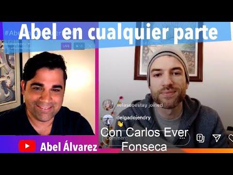 Abel en cualquier parte - 🎭 con el actor Carlos Ever Fonseca (PRIMERA PARTE)