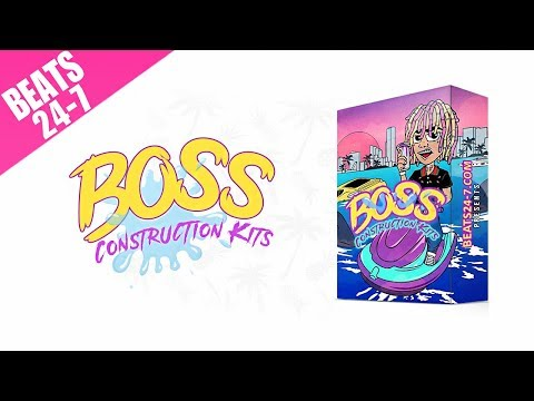 Boss [Trap Beat Construction Kit]