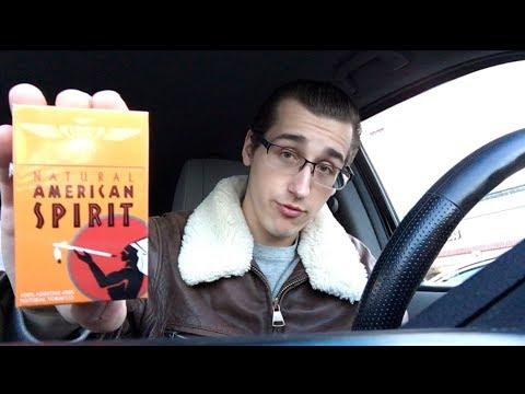NickTheSmoker - American Spirit Orange