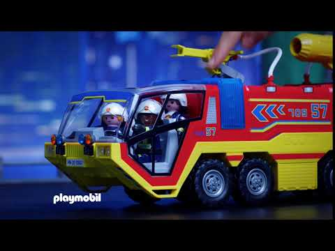 Playmobil | Fire Rescue | Limited Edition | TV AD