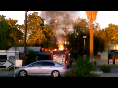East Bakersfield Fire