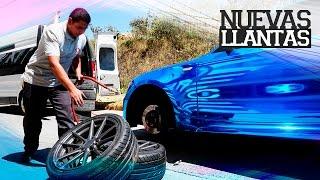 LLANTAS NUEVAS (Fail...)  | JUCA