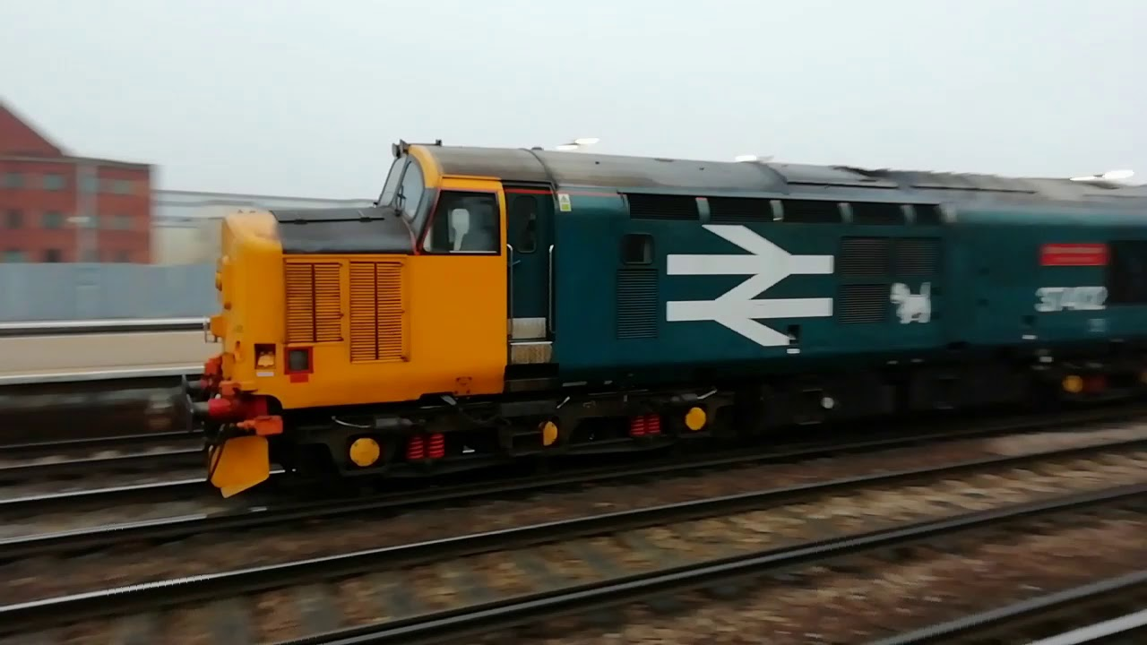 37 Tour Class 37 Tour To Kent And Surrey 16 2 19