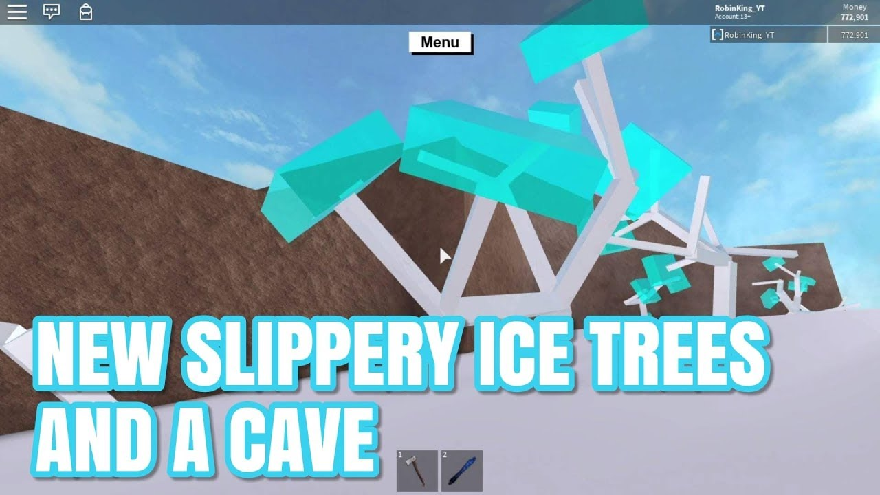 how to get ice wood in lumber tycoon 2