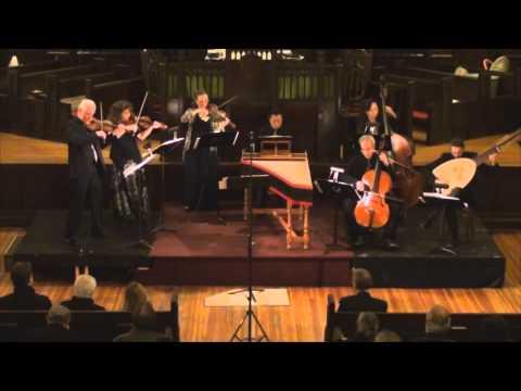 REBEL Ensemble for Baroque Music: Concerto à Violino in G major by Telemann (?)